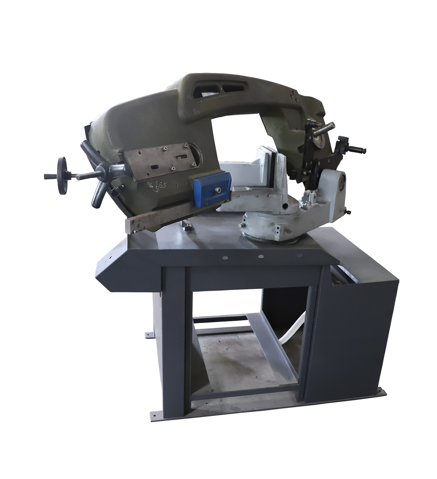 Parts for bandsaw machine