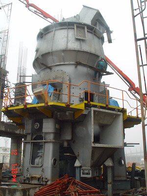 Housing of Coal Vertical Mill