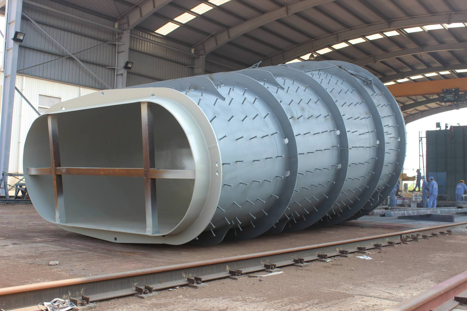Draft tube liner - Hydropower projects
